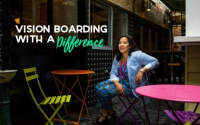 Vision Boarding with a difference
