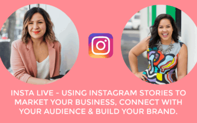 How to use Instagram stories to market your business & build your brand